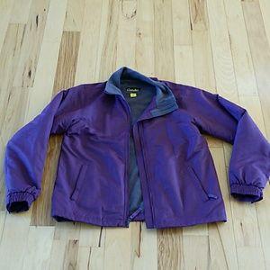 Cabela's Women's Plum Purple Jacket Size XL Reg.